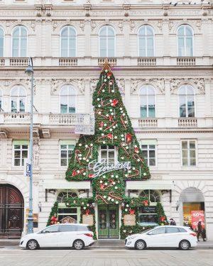 let's start the christmas season with this awesome decoration! 🎄🥰🥰 #christmas2020 #wien #vienna #best_vienna_photos #viennagram #wien_eu #igersvienna...