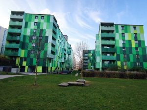 Grüne Gründe #greenery #urbanplanning #architecturefail #1030 #Wien #vienna