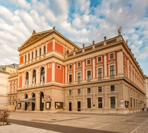 Der Wiener Musikverein - diesmal am Tag 😅 * * * * * #vienna #wien #viennanow #viennago...