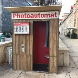 Automatenralley im MQ - Teil eins: Der Photoautomat #fotoautomat #mq #museumsquartierwien #wien #automaten ...