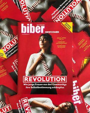 ACHTUNG, ACHTUNG, ALARMSTUFE ROT: Unsere neue Ausgabe ist da! Mit einem fetten Empowerment-Special, in dem junge Frauen...
