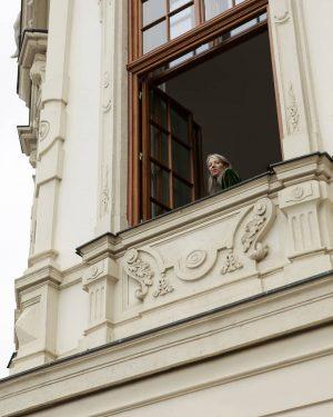Stella Rollig, Generaldirektorin Belvedere Museum. Wien, November 2020. #portraitphotography #belvederemuseumvienna #stellarollig