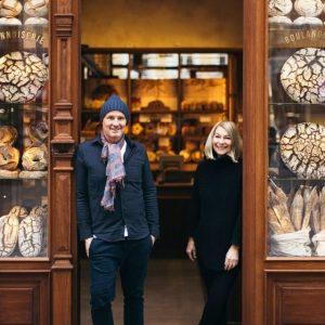🔥 Foodie-News aus Wien 🔥 Motto-Gründer Bernd Schlacher eröffnet gemeinsam mit Brotexpertin Barbara ...