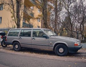 Volvo 740 Estate ✨ Something about a minty fresh early 90's station wagon 👌 • • •...