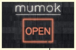 A glittering comeback: tomorrow we are celebrating the reopening of mumok!⁠ You will be able to see...