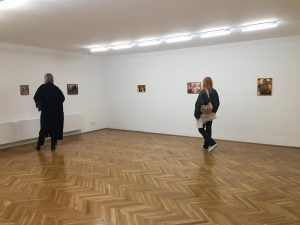 Till Megerle yesterdays exhibition opening at Secession 'To be kind' #TillMegerle #softopening #drawing ...