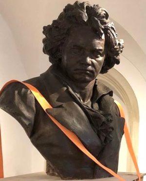 Людвигу ван Бетховену 250! . Точно известна лишь дата его крещения. Это 17 ...