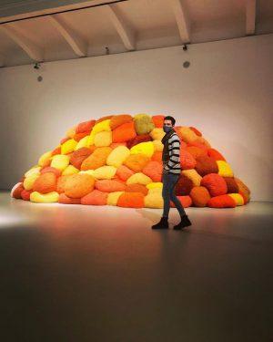beautiful museum sunday🎭 #sheilahicks #artwork #vienna MAK - Museum of Applied Arts
