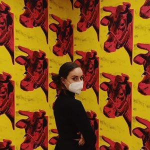 andy warhol @ mumok #art #exhibition mumok - Museum moderner Kunst Wien