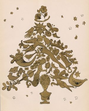 Season's Greetings from mumok!  #mumok #andywarhol  [Exhibition A Show of Golden Pictures by Andy Warhol,...
