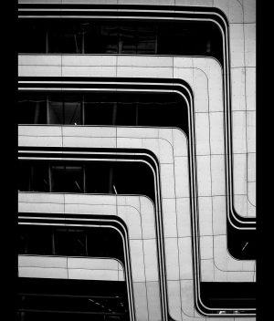 Black and white architecture . . . #vienna #zahahadid #igersaustria #architecture #architecturephotography #artofvisuals #visualambassadors #blackandwhitephotography #architexture #blackandwhite...