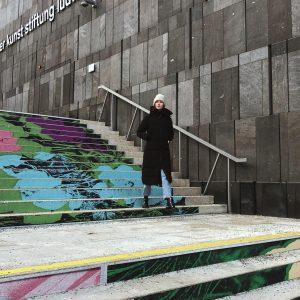 MU[seum] MO[derner] K[unst] 🎨 . . . #museum#modernart#urban#concrete#graffiti#mumok#vienna#igersvienna#thewalkvienna#viennaart#architecture#modernarchitecture mumok - Museum moderner Kunst Wien