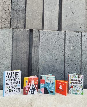 #mumokmini: a handful of museum books Many who come to the mumok studio are familiar with our...