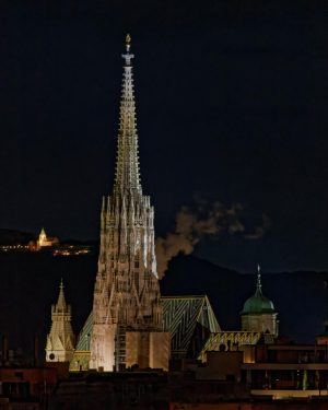 Famous landmark #stephansdom #sanktstephan #vienna #austria #feelaustria #wien #österreich #church #gothic #pentaxk3ii #shootpentax ...