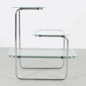 🟥🔵 Etagere, in the style of the products of the #Thonet company. Michael ...
