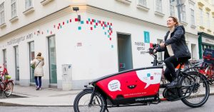 Beim Bosch-Motor des @urbanarrow Family kommt Freude auf. Wie ein Pfitschipfeil bringt dich ...