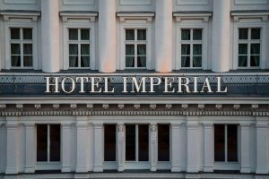 If palatial elegance and warm hospitality had an address, Hotel Imperial would be ...