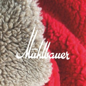 Mühlbauer AUTUMN WINTER 20/21 ▪️ Camel silk and the big red are our AW Sherpa fabrics made...
