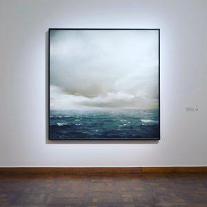 """Heute um 18:00 geht unsere """"Live-Führung zu Gerhard Richter: Landschaft"""" online. Im 3. ..."""