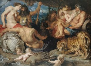 On today's #FlemishFriday we present to you a painting by the Flemish baroque artist Peter Paul Rubens,...