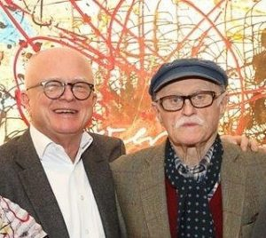 Today we celebrate Hans Staudacher's birthday. He turns 98 years. Thank you, dear Staudachers, for your collaboration!...