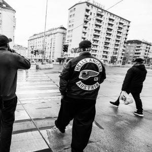 @streetdreamin #affa #hamc #hellsangels #hellsangelsmc #brotherhood #alwaysus #fucktheotherteams #vienna