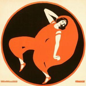 🇦🇹 Laut Karl Lagerfeld 😎, der frühe Beispiele der Plakatkunst passioniert sammelte, zählte ...