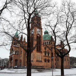 #Antonskirche #Antonspark #Antonsplatz #Favoriten #1000thingsinvienna #ViennaNow #discovervienna #lovevienna #Vienna