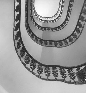Stairway - Vienna City 🧡🧡🧡 #austria #vienna #bottleeck #stairway #architecturephotography #architecture #wien #details #bnw #blackandwhite #bnwzone #beautyful...