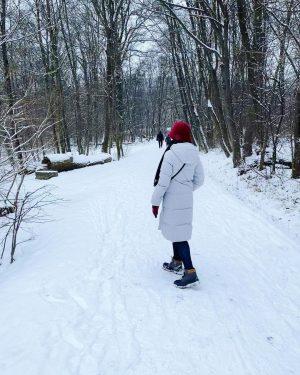lovely snowy weekend in Vienna❄️