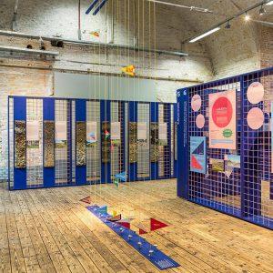 BODEN FÜR ALLE Ausstellungsgestaltung mit LWZ @wearelwz und PLANET @planetarchitects HEUTE Online-Führung mit ...