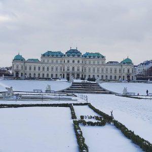 Vienna Belvedere Museum