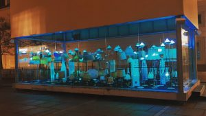 #museumsquartier #mqartbox #vienna #kunstimöffentlichenraum #johannesrass #lumen MQ – MuseumsQuartier Wien