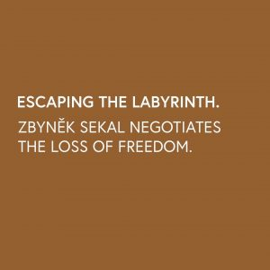 #KunstAmPulsDerZeit - Zbyněk Sekal processed extreme life experiences through the help of paintings and sculpture. His labyrinths...