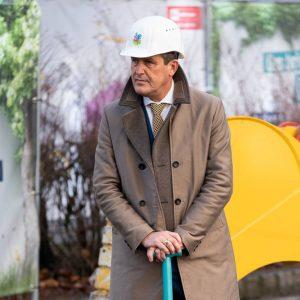 """Der Öffi-Ausbau U2xU5 ist """"das"""" richtungsweisende Projekt für die @stadtwien. Mit dem Baubeginn ..."""