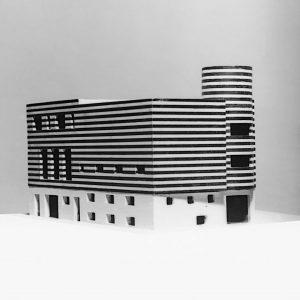 Wäre dieses Haus von Adolf Loos realisiert worden, hätten wir wahnsinnig gern einen ...