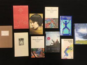 """+++OBJEKT DER WOCHE+++ Die Romane von Marlen Haushofer zum Tag des eigenen Zimmers Das eigene Zimmer, """"A..."""