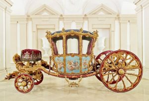 There is a lot of history behind the Golden Carriage. For example, in his childhood the current...