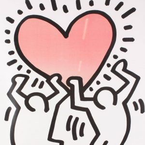 'Love', Keith Haring #KeithHaring (1958 - 1990) was an American artist whose painting ...