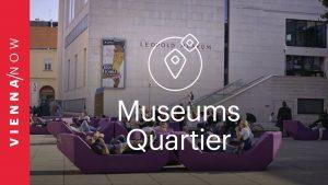 MuseumsQuartier Vienna - VIENNA/NOW Sights