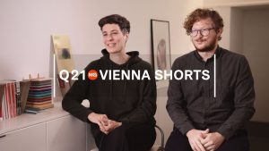 Q21 Backstage Tour - Vienna Shorts