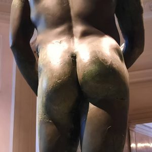 A truly magnificent butt. #goals . . . #art #statue #butt #ancientgreece #ephesus ...