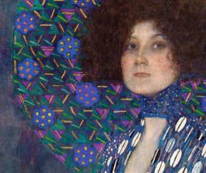 Gustav Klimt's last words 'Get Emilie...' perhaps answers the most frequently asked question ...
