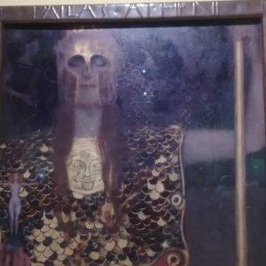#gustaveklimt #pallasathena #museum #freud Wien Museum MUSA