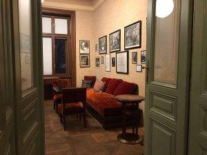 #waitingroom Sigmund Freud Museum