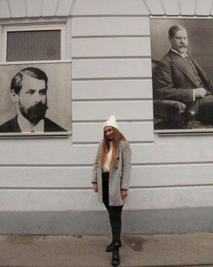 One year ago...🔙 Sigmund Freud Museum