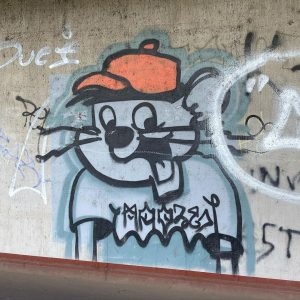 🐭 🐁 . . . . . . . #graffiti #streetart #art #graffitiart #urbanart #graff #graffitiporn #spraypaint...