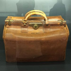 Инструменты психолога Sigmund Freud Museum