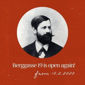 Ab dem 10. Februar sind das Museum und die Bibliothek der Psychoanalyse wieder geöffnet - wir freuen...