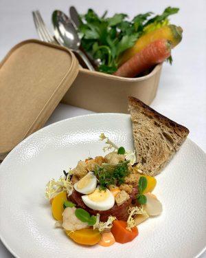From our TAKE AWAY menu - Wie wäre es mit einem Imperialen Gabelfrühstück?🍴 ...